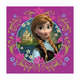 Frozen Lunch Napkins 33cm 16pk