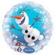 Frozen Olaf Foil Balloon 45cm - Party Savers