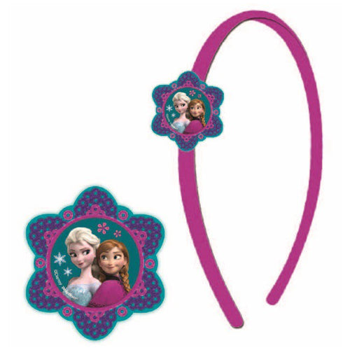 Frozen Plastic Headband Each