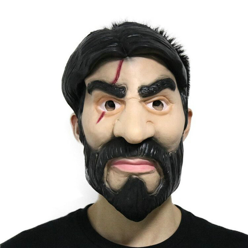 Fortnite Game Mask John Wick - Party Savers