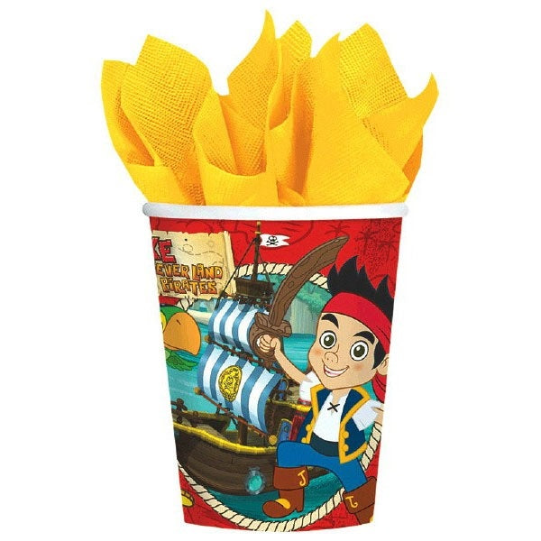 Jake and the Neverland Pirates Cups 266ml