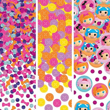 Lalaloopsy Confetti Value Pack 34g