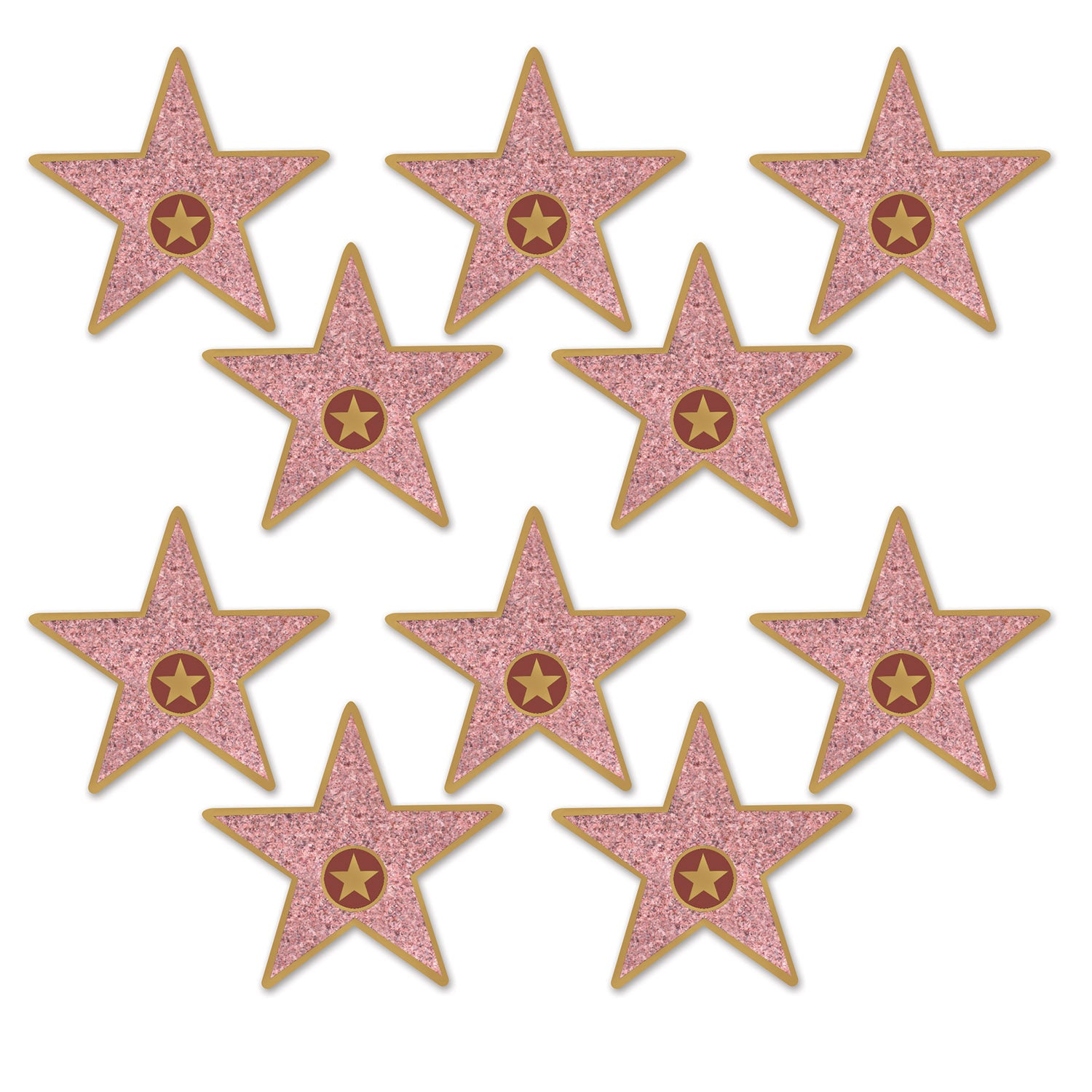 Mini  Star  Cutouts 5
