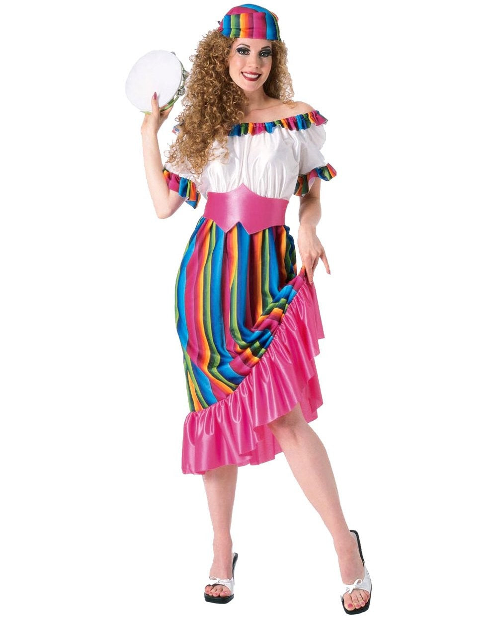 Women's Costume - South Of The Border