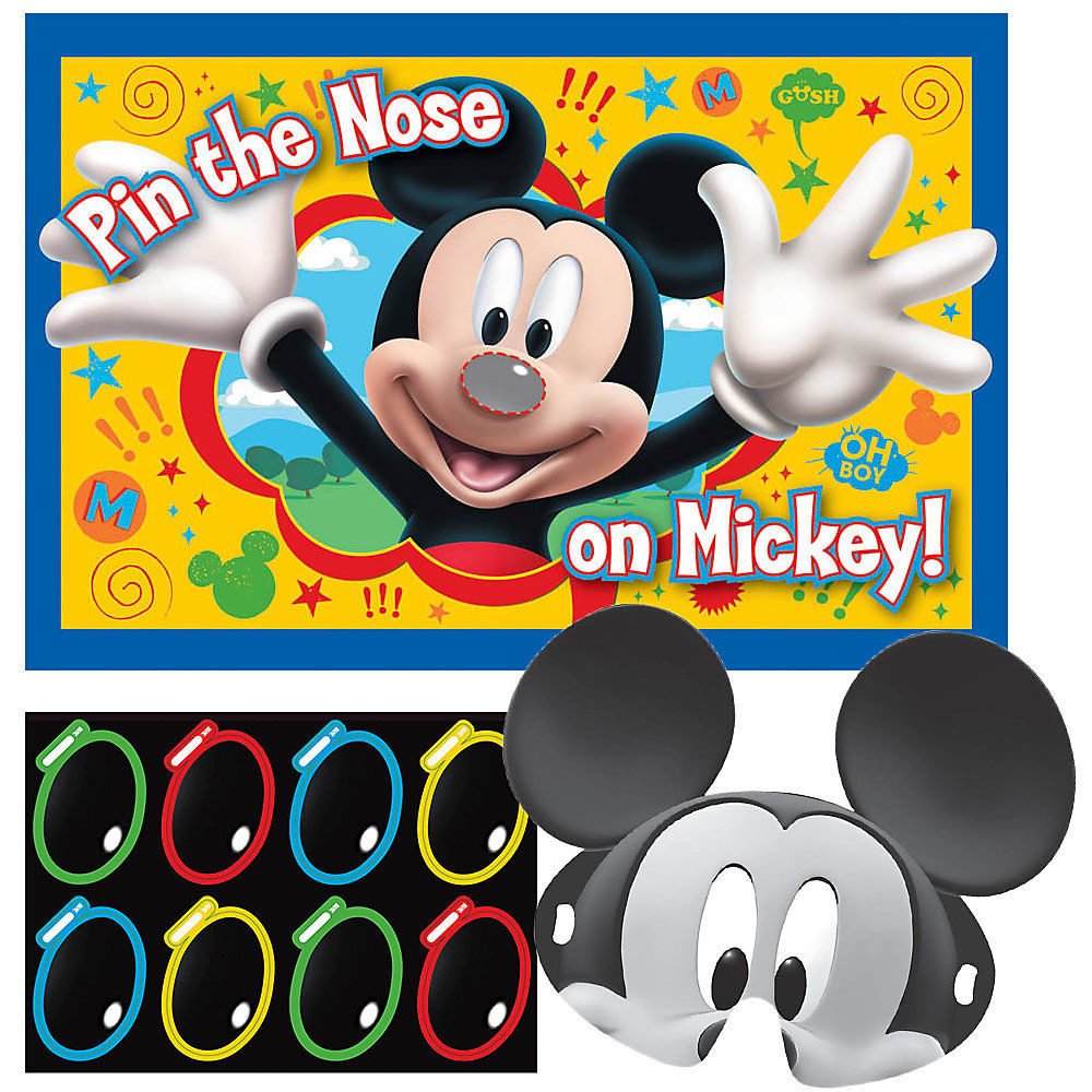 Mickey and Friends Party Game