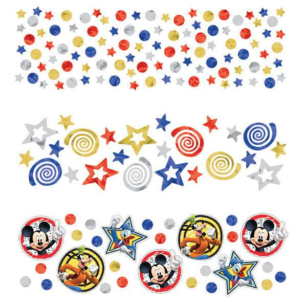 Mickey on the Go Value Pack Confetti 34g
