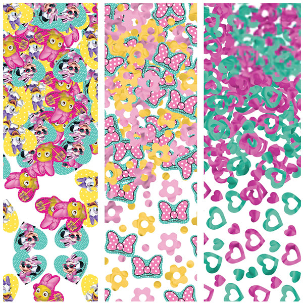 Minnie Mouse Happy Helpers Value Pack Confetti 34g