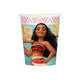 Moana Paper Cups 266ml  8pk