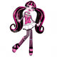 Monster High Draculara Airwalker Balloon 116cm x 165cm