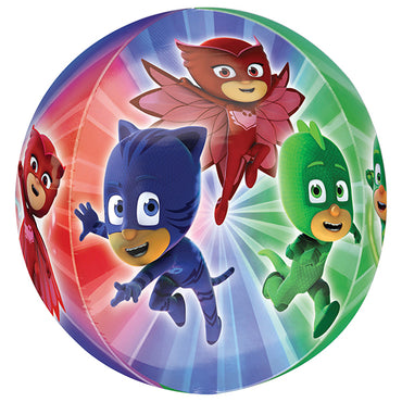 PJ Masks Orbz Clear Balloon