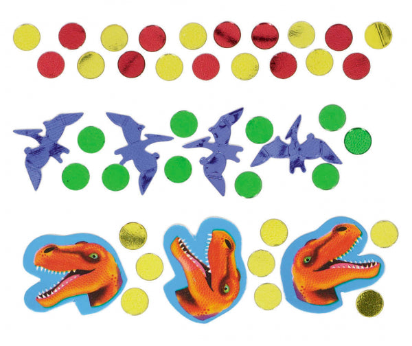 Prehistoric Party Value Confetti 34g - Party Savers