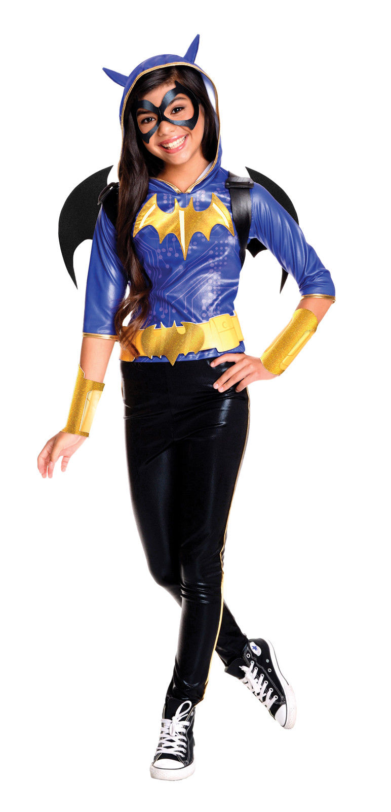 Girls Costume - Batgirl DC Super Hero Girls Deluxe