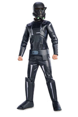 Boys Costume - Death Trooper Rogue One Deluxe