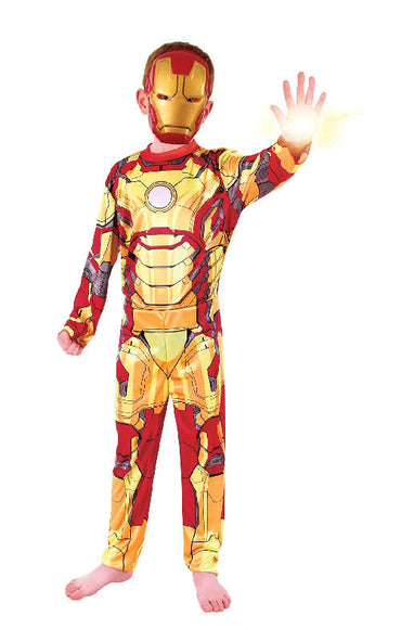 Boys Costume - Iron Man Standard