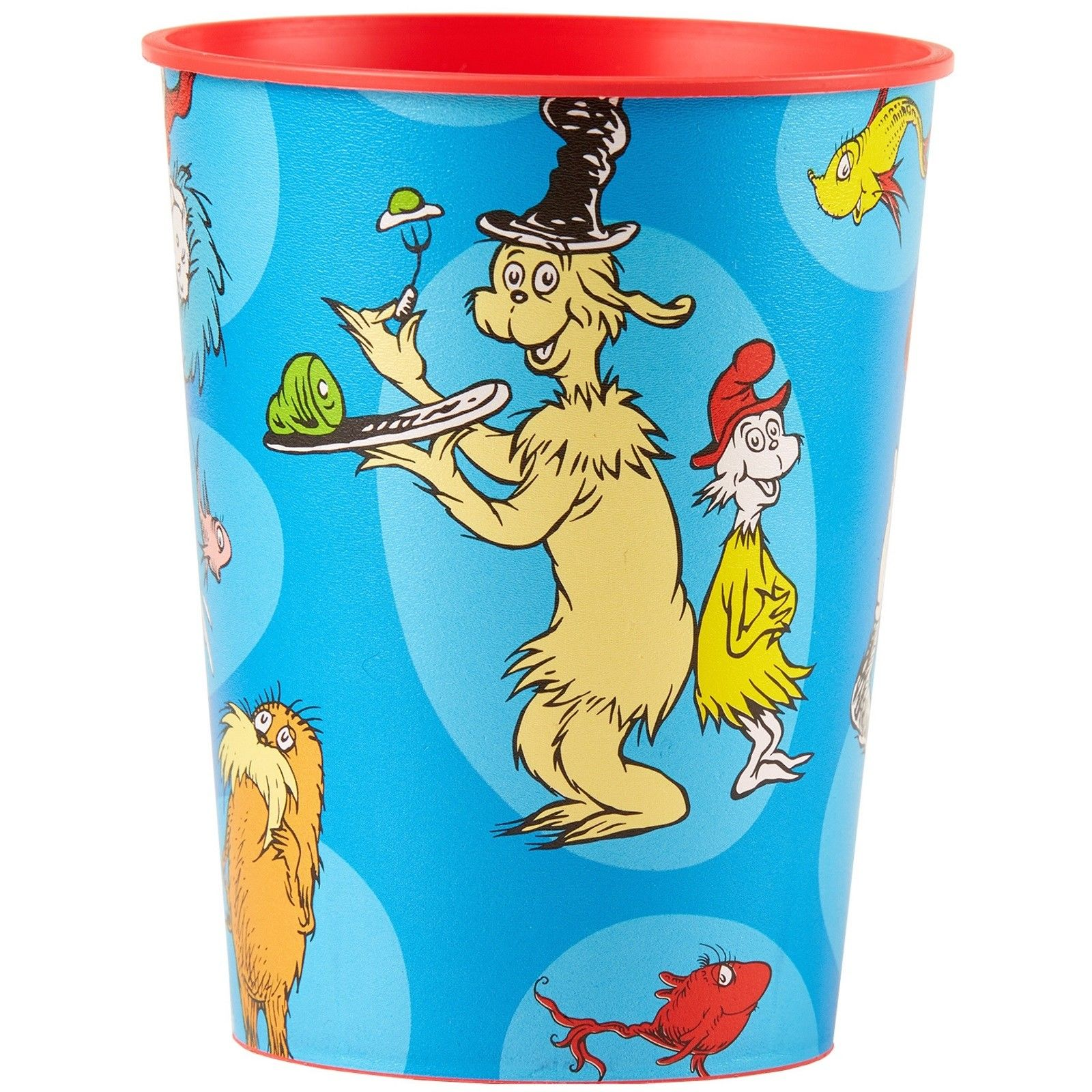 Dr. Seuss Favor Cup 473ml