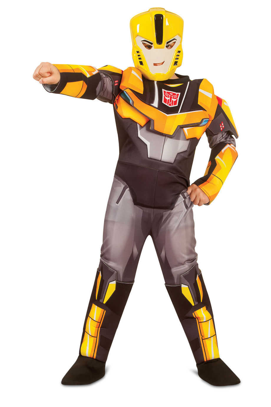 Boys Costume - Bumblebee Robots In Disguise Deluxe