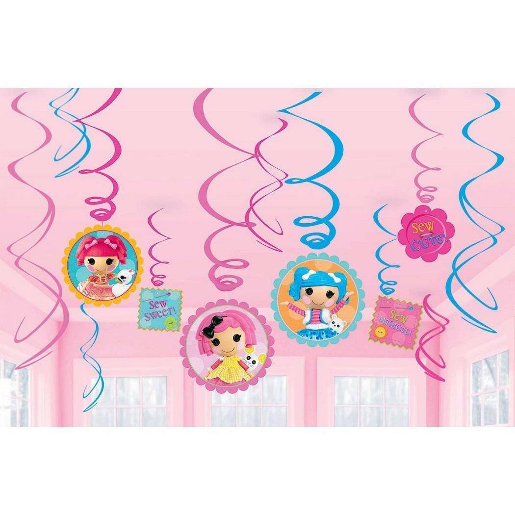 Lalaloopsy Swirls Value Pack