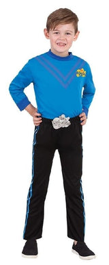 Boys Costume - Anthony Wiggle Deluxe