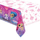 Shimmer and Shine Plastic Tablecover 137cm x 243cm - Party Savers