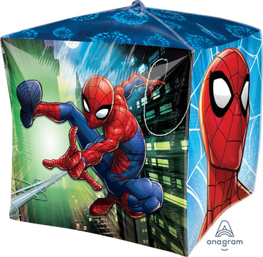 Spider-Man UltraShape Cubez Balloon