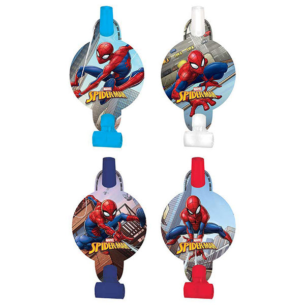 Spider-Man Webbed Wonder Blowouts 8pk