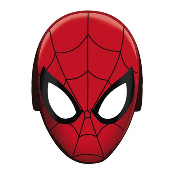 Spider-Man Webbed Wonder Paper Masks