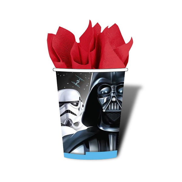 Star Wars Classic Paper Cups 266ml 8pk