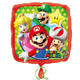 Super Mario Brothers Foil Balloon 45cm