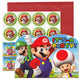 Super Mario Brothers Postcard Invitations 8pk