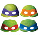 Teenage Mutant Ninja Turtles Paper Masks 8pk