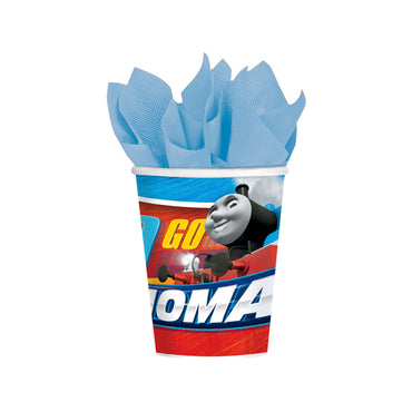 Thomas All Aboard Cups 266ml 8pk