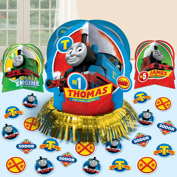 Thomas All Aboard Table Decorating Kit