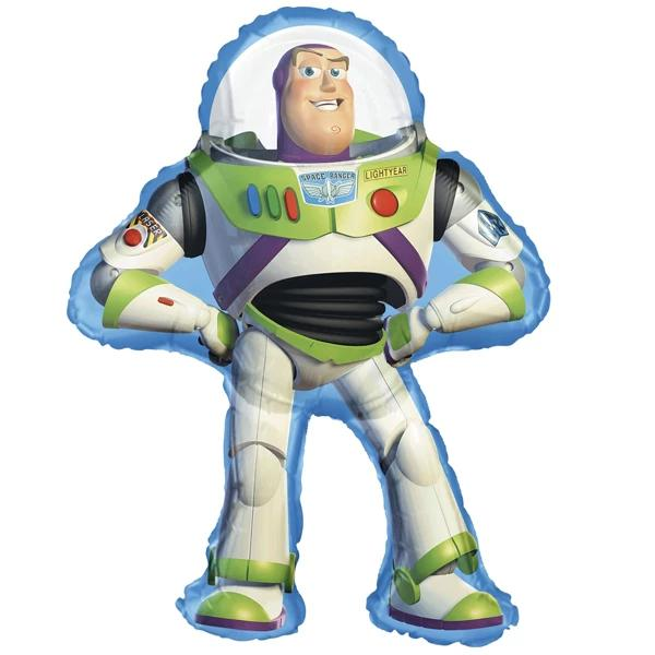 Toy Story Buzz Full Body Supershape Balloon 89cm x 61cm - Party Savers