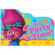 Trolls Postcard Invitations 8pk