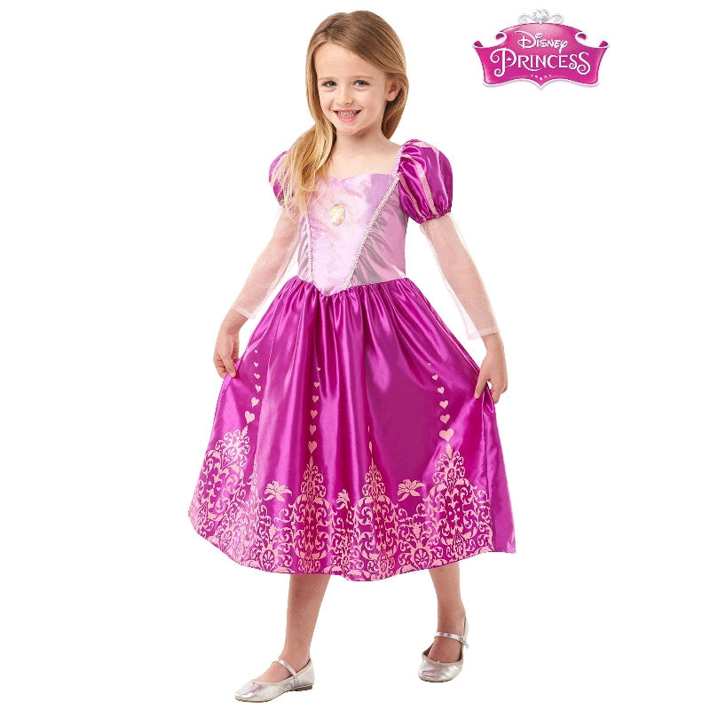 Girls Costume - Rapunzel Gem Princess - Party Savers