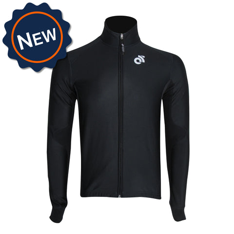 Apex Winter Jacket by Champion System. Custom fleece lined cycling jacket for cold weather.