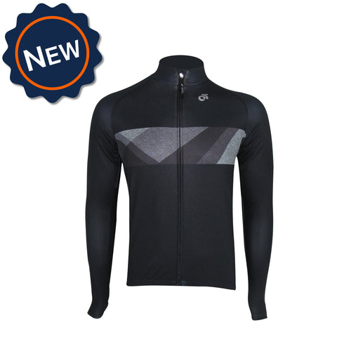 Performance Intermediate Jacket. Cold weather custom cycling jersey. Can also be worn as a jacket. Champion System.