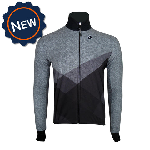 Performance Winter Jacket by Champion System. Custom cycling jacket for cold and wet weather.