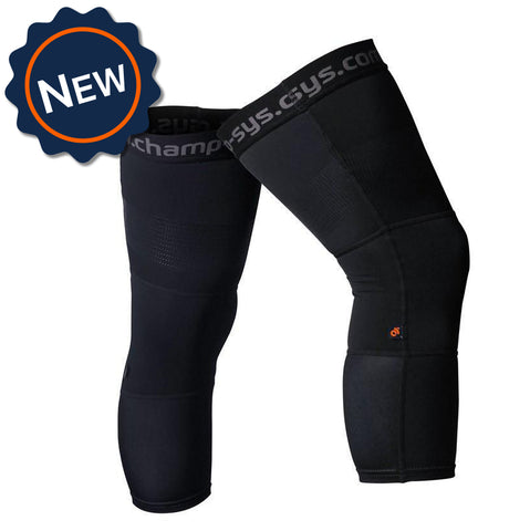 Performance Fleece Knee Warmers by Champion System.
