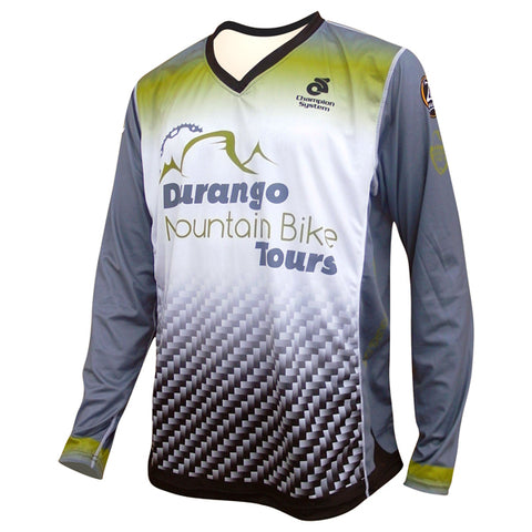 Long Sleeve Trail Jersey