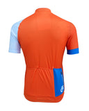Performance Pro custom cycling jersey - back