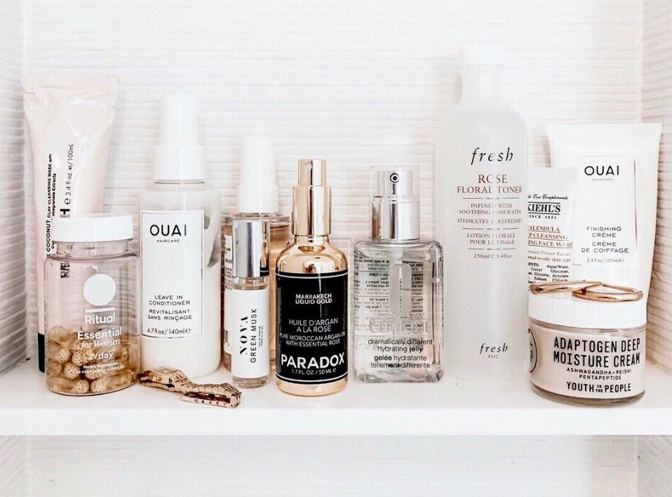 HOW TO RECYCLE YOUR BEAUTY CABINET EMPTIES - Paradox