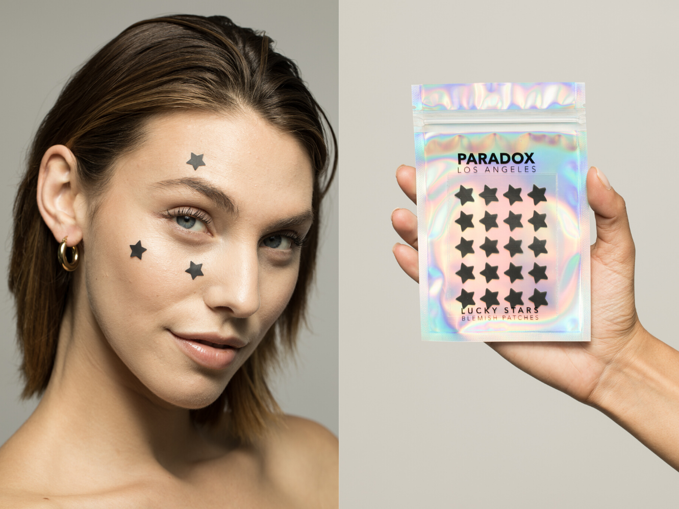 Paradox - Natural Skincare & Beauty - Lucky Star Blemish Patches