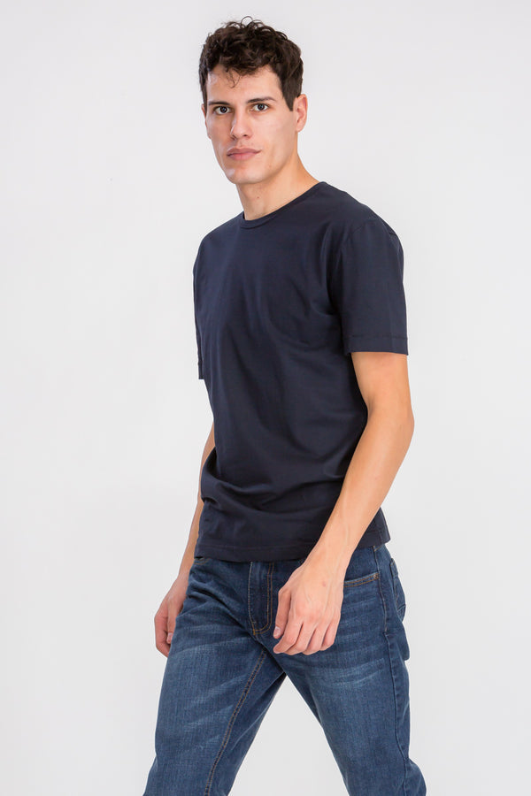 Zinovizo Men's Basic Color T-Shirt