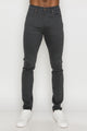 Zinovizo Men's Skinny-fit Welder Grey Pants
