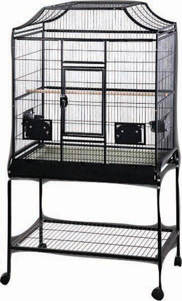 A&e Cage Company - Elegant Style Flight Bird Cage With Stand
