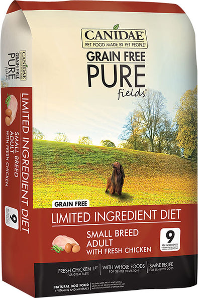 Canidae - Pure - Canidae Pure Fields Small Breed Formula Dry Food