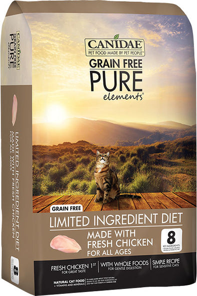 Canidae - Pure - Canidae Pure Elements Formula Dry Cat Food