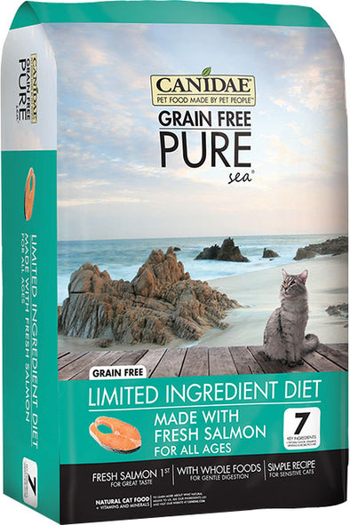 Canidae - Pure - Canidae Pure Sea Formula Dry Cat Food