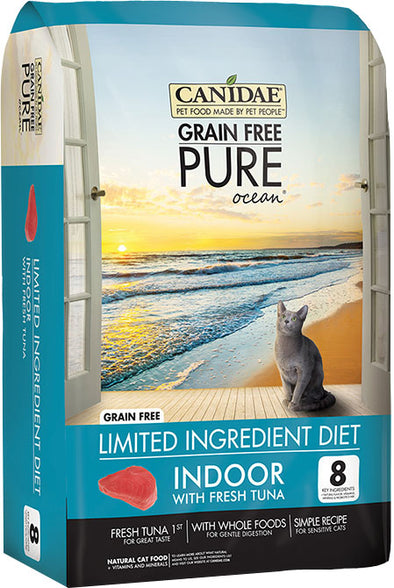 Canidae - Pure - Canidae Pure Ocean Indoor Formula Dry Cat Food